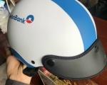 Mũ bảo hiểm quảng cáo ở Bắc Kạn